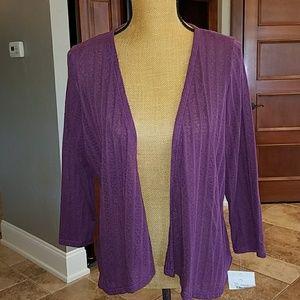 NWT Liz Claiborne Sweater