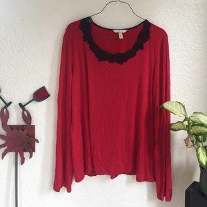 Soma Women's long sleeve blouse