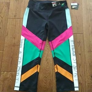 Fila Sport pants xs new with tags