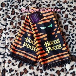 🍁 Black Cat Kitchen Towels Halloween Decor