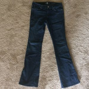 7 for All Mankind jeans, 29