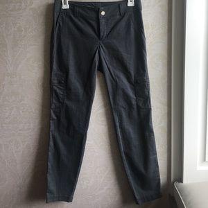 Grey Athleta Skinny Pants