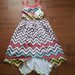 NWT Bonnie Jean dress for girls