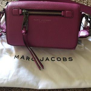 NWT Marc Jacobs cross body bag