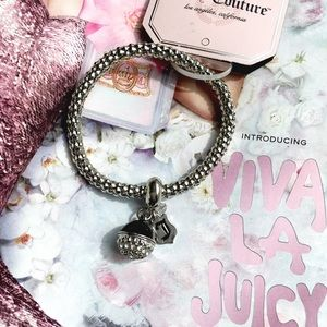 NWT Juicy Couture Stretch Bracelet