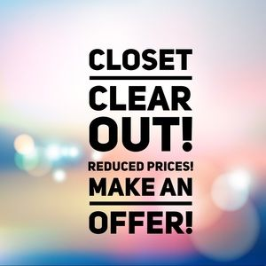 Dresses & Skirts - Closet Clear Out!