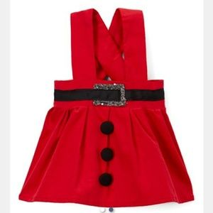 Other - Toddler girls red holiday jumper
