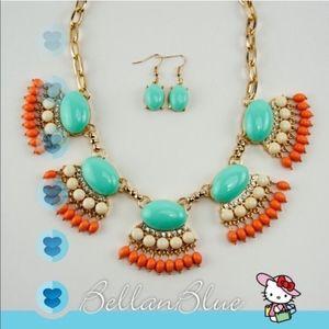 SAMANTHA necklace set