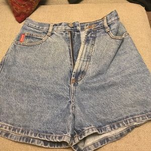 Vintage High Waisted Bongo Short