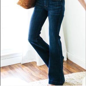 """""""A"""" pocket jeans"""