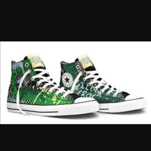 fd96bfef554f Converse Other - Lk New Converse killer croc sneakers Sz 4 womens 6