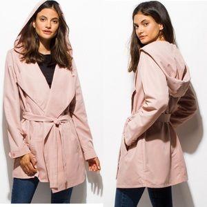 🎉HP🎊New! Pink Hoodie Jacket