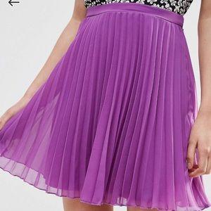 NWT ASOS high waisted skirt