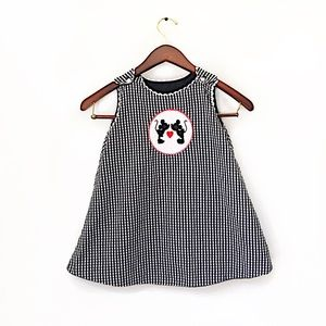 Minnie and Mickey Mouse dress by Rosalina size 6