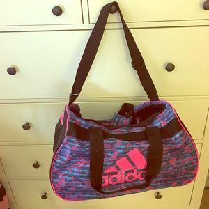 Adidas travel/workout bag