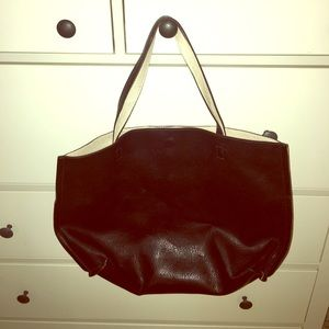 Handbags - Large reversible leather purse