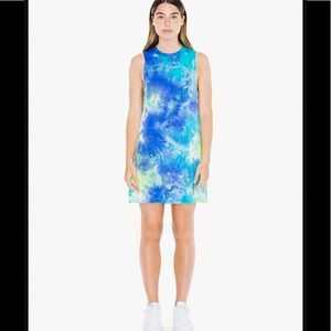AA tie dye Olivia dress