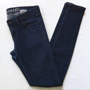 Madewell 37's Skinny Jeans Dark Indigo