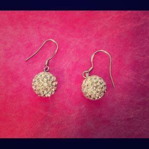 Jewelry - Disco Ball Style Earrings