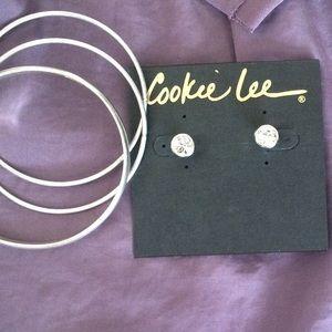 Cookie Lee Jewelry - Cookie Lee Stud Earrings