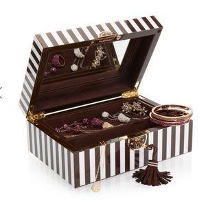 Henri Bendel Jewelry Box