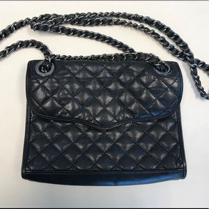 Rebecca Minkoff Quilted Affair in black