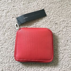 Red Marc By Marc Jacobs Wallet