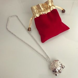 Jewelry - Real Silver Lucky Necklace