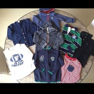 Other - 2t fall/winter top brand name boy clothes