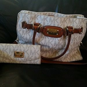 Tote and wallet or best offer