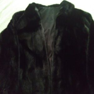 Other - Men's Black Mink Jacket