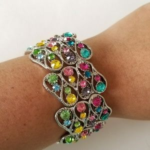 💥2For$24💥Crystals Multicolor Bracelet