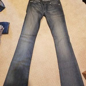 Women's jeans. Worn once.