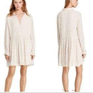 Ralph Lauren x Denim Supply Crepe Floral Dress Sm