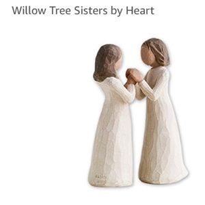 """Willow Tree """"Sisters by Heart"""""""