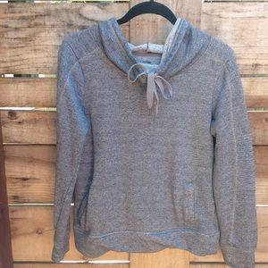 Steve Madden Cowl Neck Gray Sweater