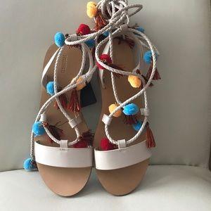 Forever 21 sandals fashionable sandals