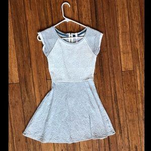 Xhileration lace, cotton dress
