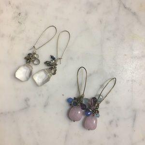 Anthropologie Drop Dangle Earrings