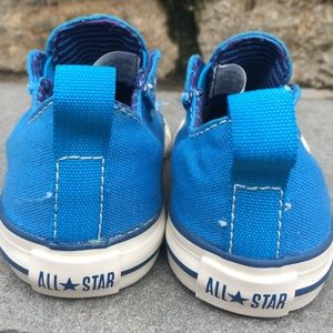 2d61c52fab6e Converse Shoes - Converse All Star ⭐ Sneakers Baby Blue Slip Ons 6