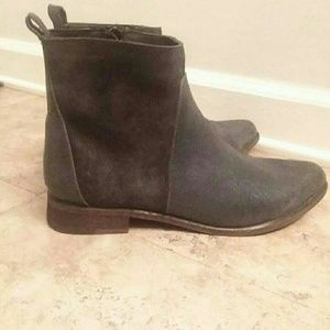 Free People size 9 leather boots