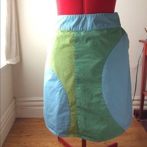 Boden applique skirt L 12