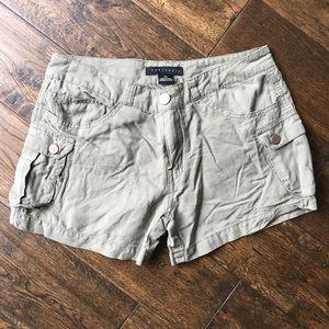 Anthropologie sanctuary shorts 25