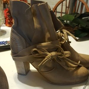 Free people  booties