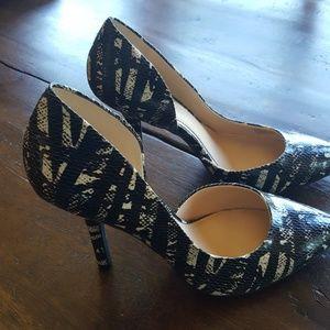 Stunning 4 inch heels