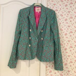 NWOT Juicy Couture Blazer.