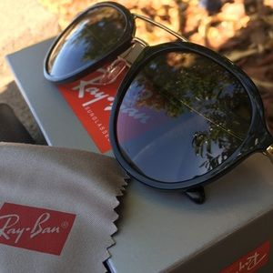 f3c2194131 Ray-Ban Accessories - Ray-Ban RB4253 Aviator Pilot Sunglasses