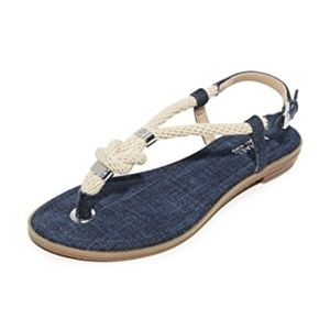 MICHAEL Michael Kors Holly Sandals in Indigo