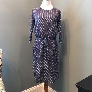 Boden polka dot dress