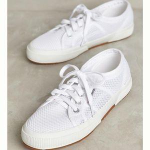 Superga Mesh Sneakers